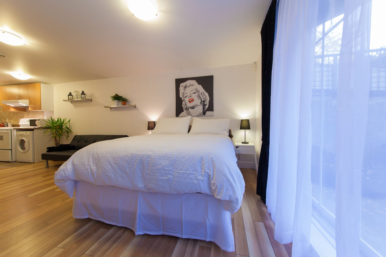 location appartement meuble montreal